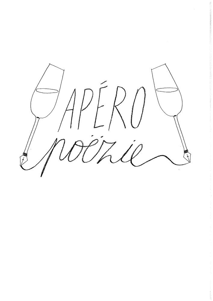 Openingsbeeld Apero Poëzie - Wide Vercnocke