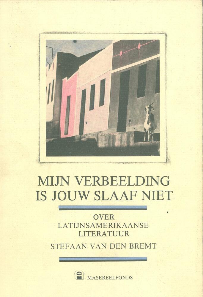 Covers essaybundels van Stefaan van den Bremt