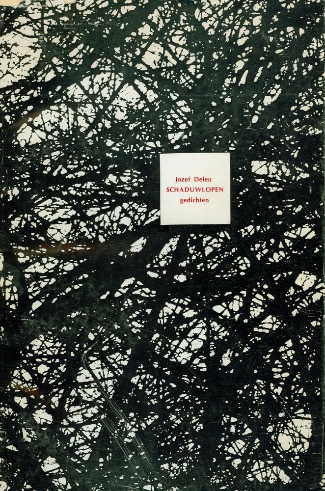 Cover 'Schaduwlopen' - Jozef Deleu