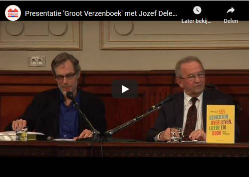 Presentatie 14e editie van het Groot Verzenboek