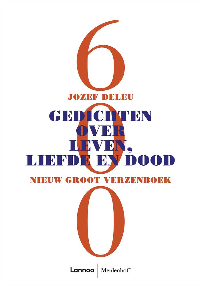 Covers Groot gezinsverzenboek - samenstelling Jozef Deleu