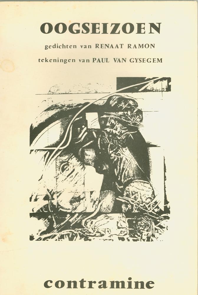 Oogseizoen, debuutbundel van Renaat Ramon