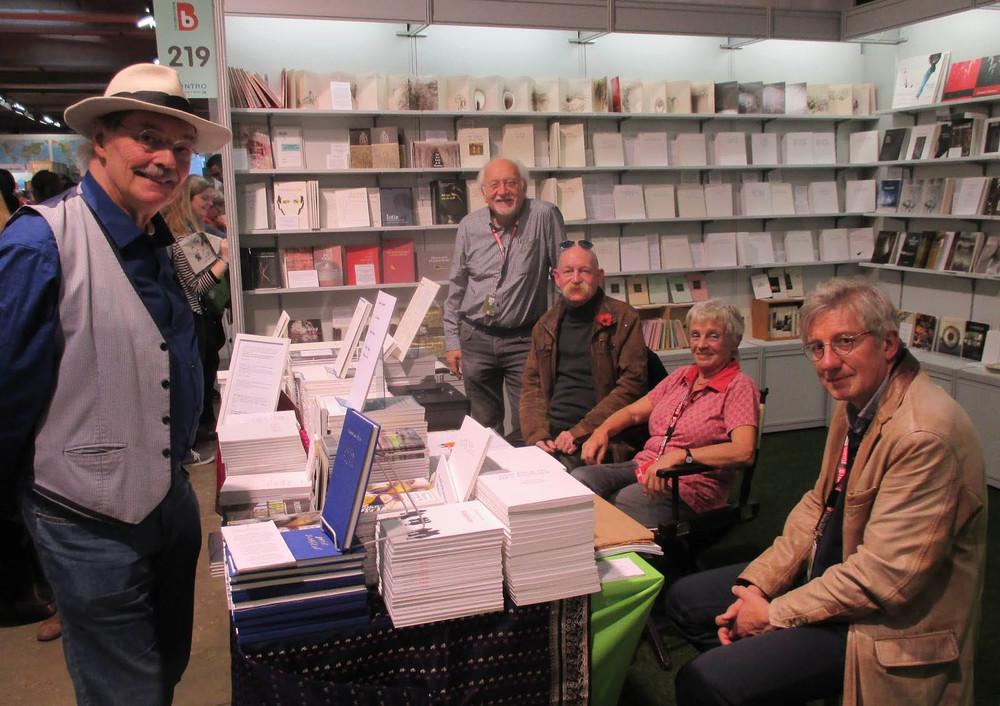 Tony Rombouts Richard Foqué Bert Bevers Marleen De Crée en Luc Vanhie.jpg