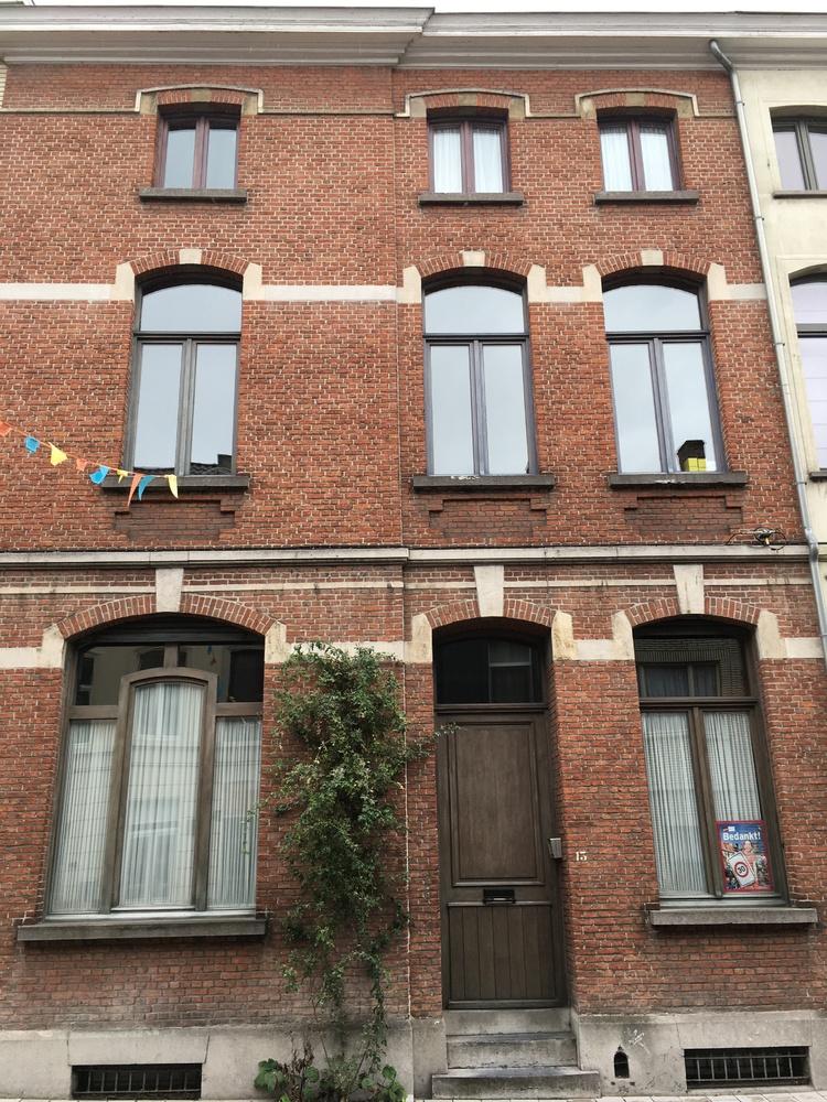 D'haen - huis Toekomststraat 13 Sint-Amandsberg