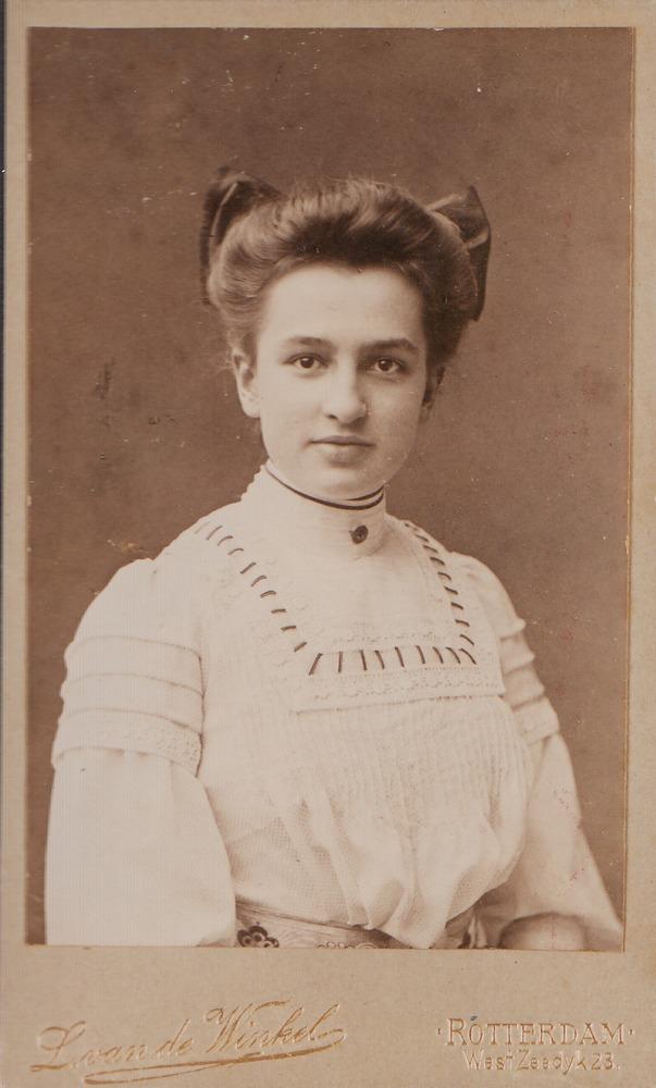 Lena Borst / archief Barnard