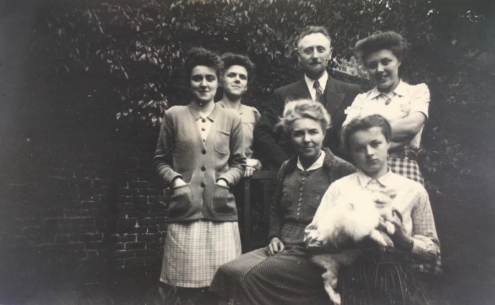 D'haen gezin 1946