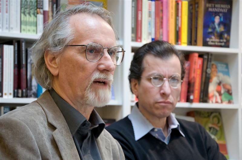 met Víctor Manuel Mendiola in Groene Waterman 1.JPG
