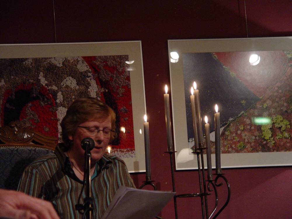 Poezieavond 2008 Voordracht Jolanda Holleman.jpg