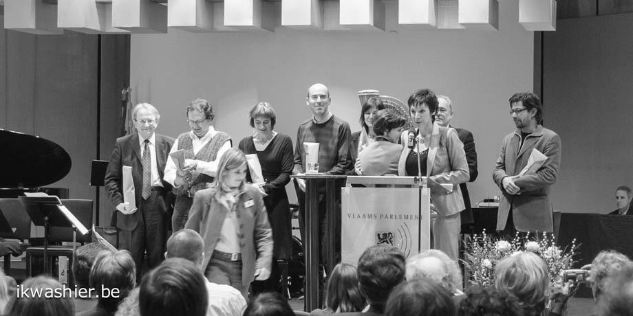 4e editie van Poëten in het Parlement