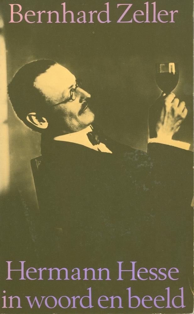 Cover 'Herman Hesse in woord en beeld' van Bernhard Zeller