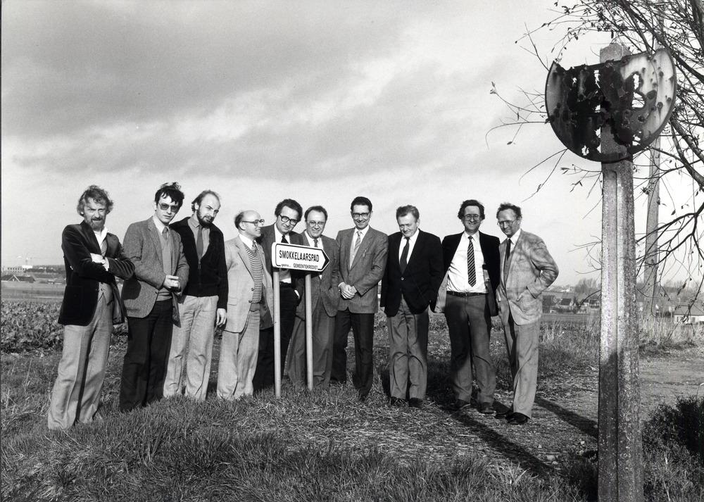 De redactie van Ons Erfdeel (1982)