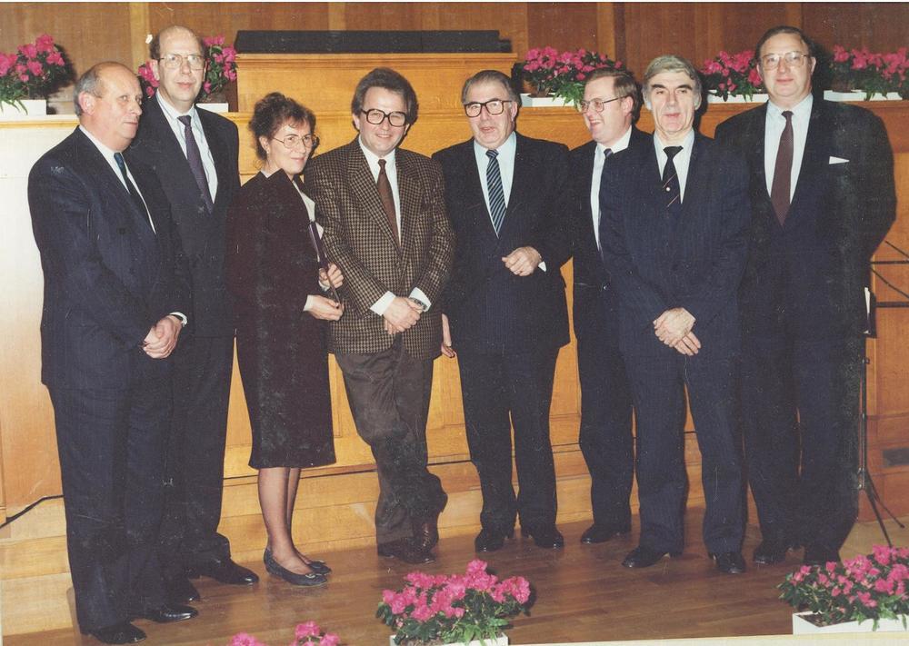 Jozef Deleu en de Bestendige Deputatie van de Provincie Oost-Vlaanderen.