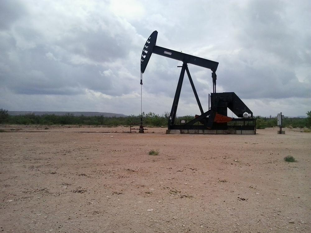 Texas: olievelden