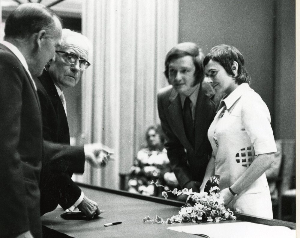 1971 Huwelijk met Simone Lenaerts.jpg