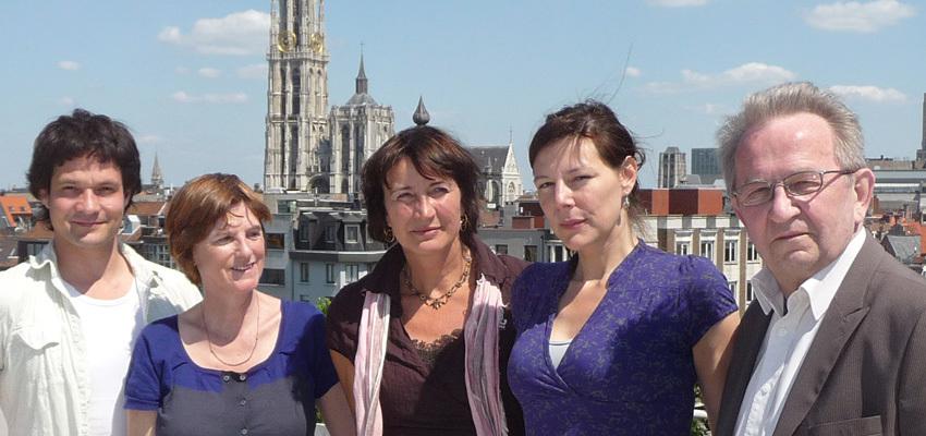 Jury tweede editie Debuutprijs Het Liegend Konijn