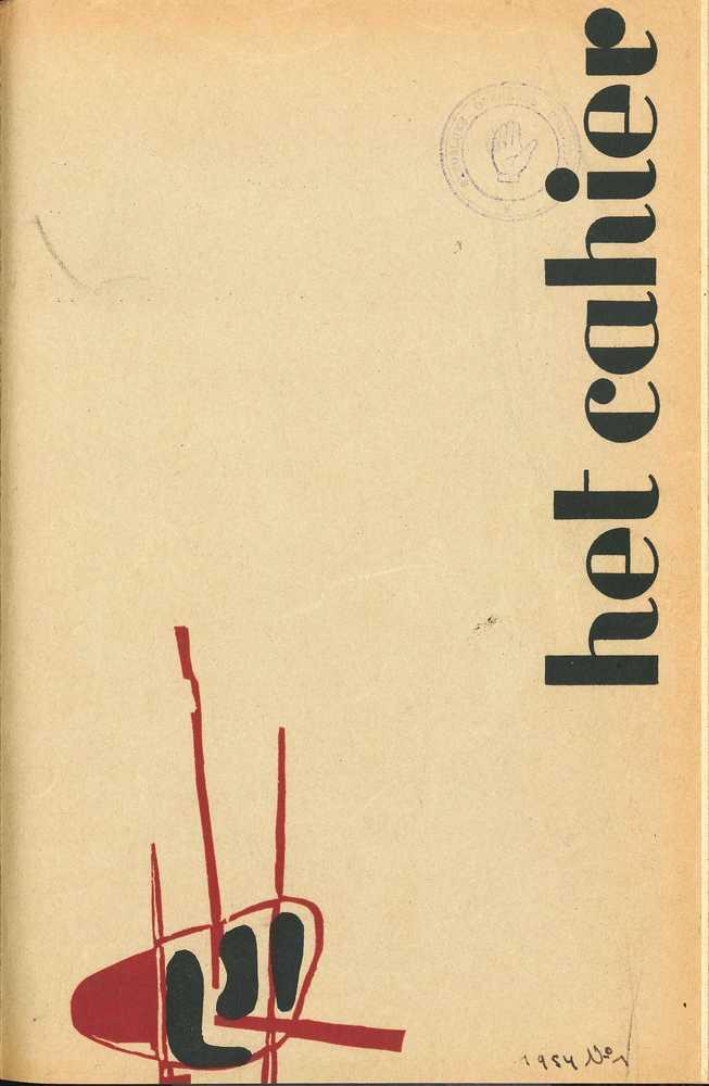 Het Cahier 1 (1954) Nr. 01.jpg
