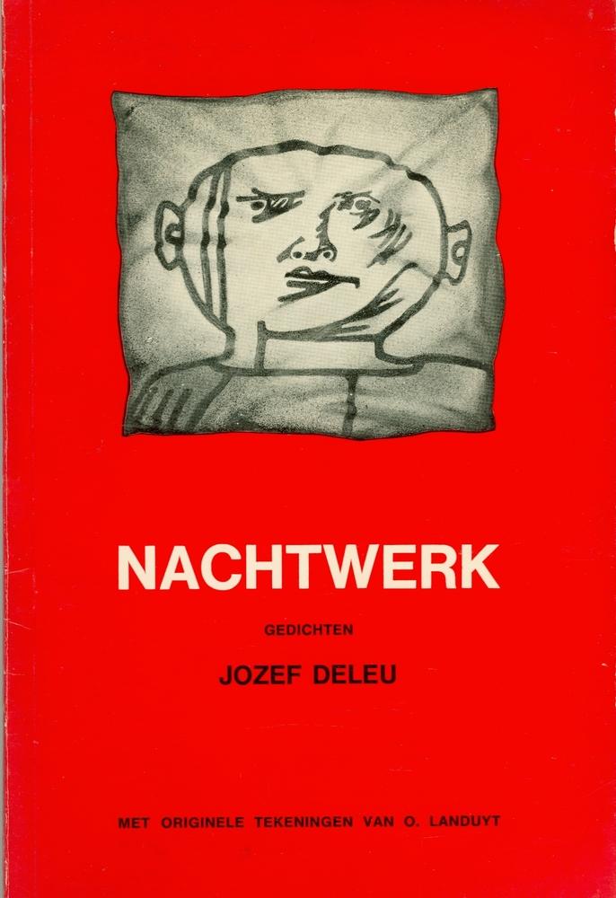 Cover Nachtlopen - Jozef Deleu