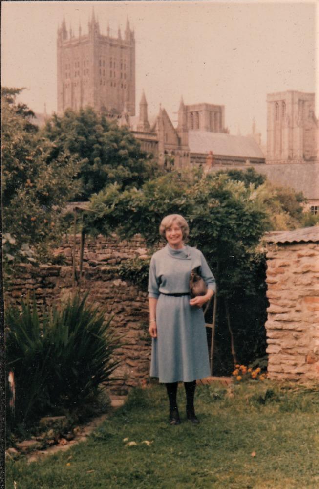 Christina Barnard in Canterbury