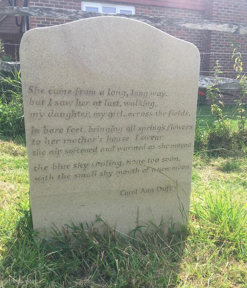 Het graf van Anna
