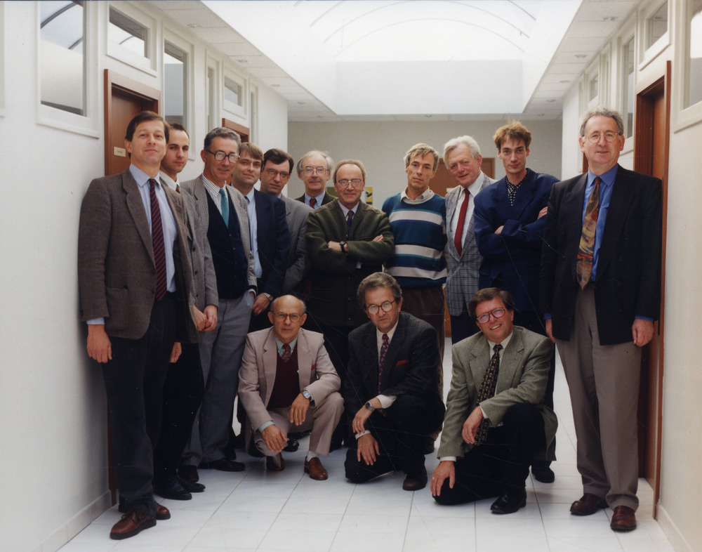 De redactie van Ons Erfdeel (1993)