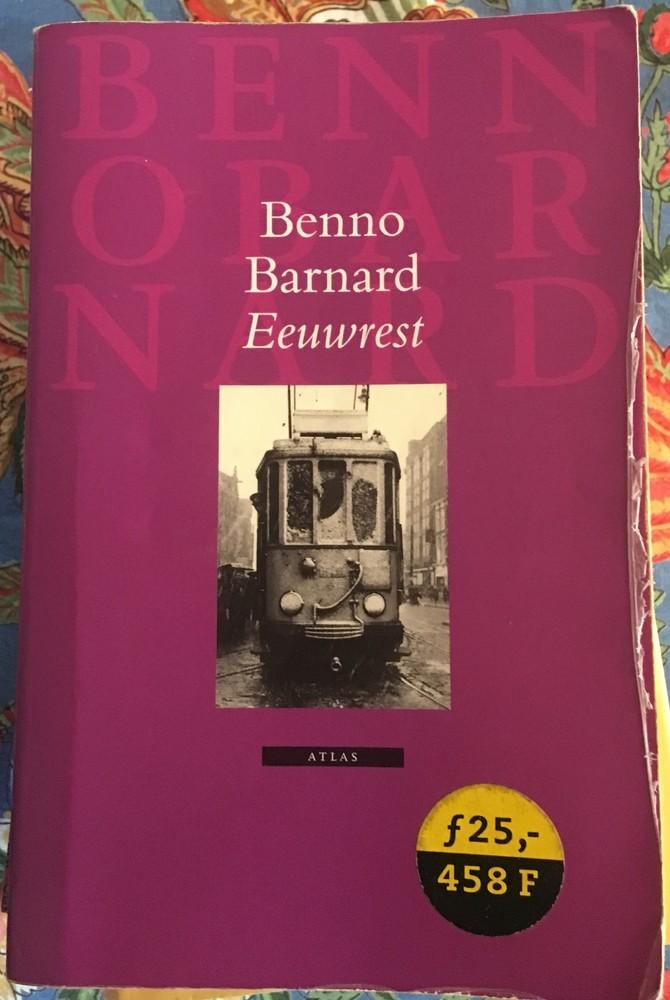 <em>Eeuwrest</em> - Benno Barnard (Atlas, 2001)