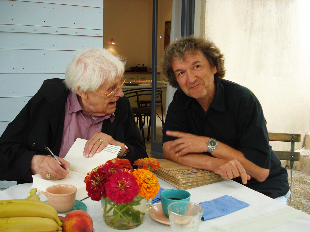 2008 ivo michiels op bezoek in Crillon le Brave.JPG