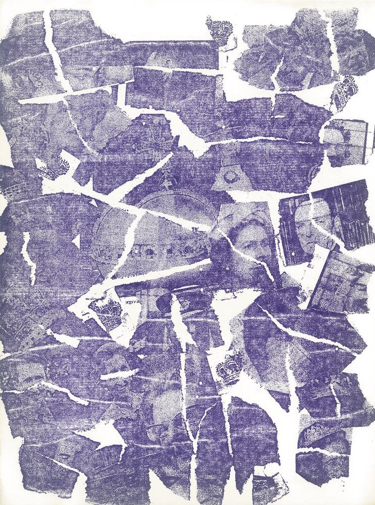 Creatieve uitspatting: collage - daele 5/6
