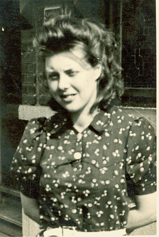 D'haen in Brussel, 1947