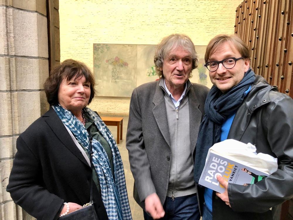 Opening Ex Voto Jan Vanriet