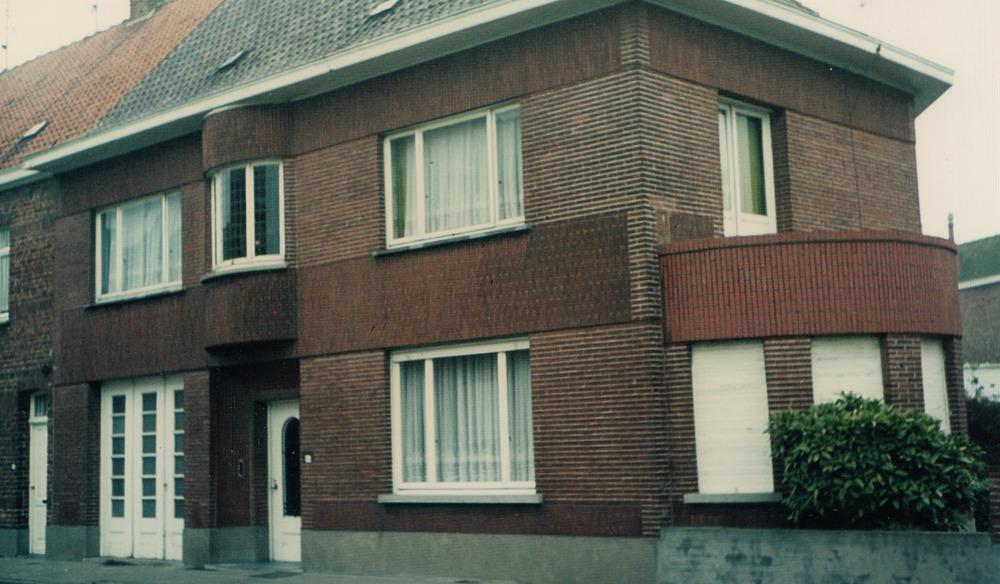 Ouderlijk huis Luuk Gruwez