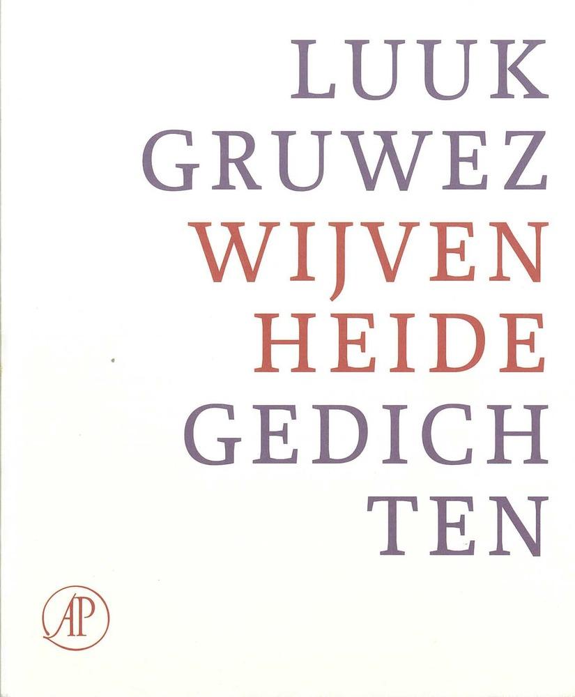 <em>Wijvenheide</em>- Luuk Gruwez