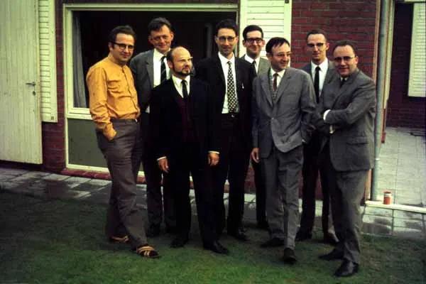 Redactie Ons Erfdeel 1969