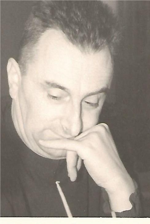 Pater Marcel Schurmans S.J.
