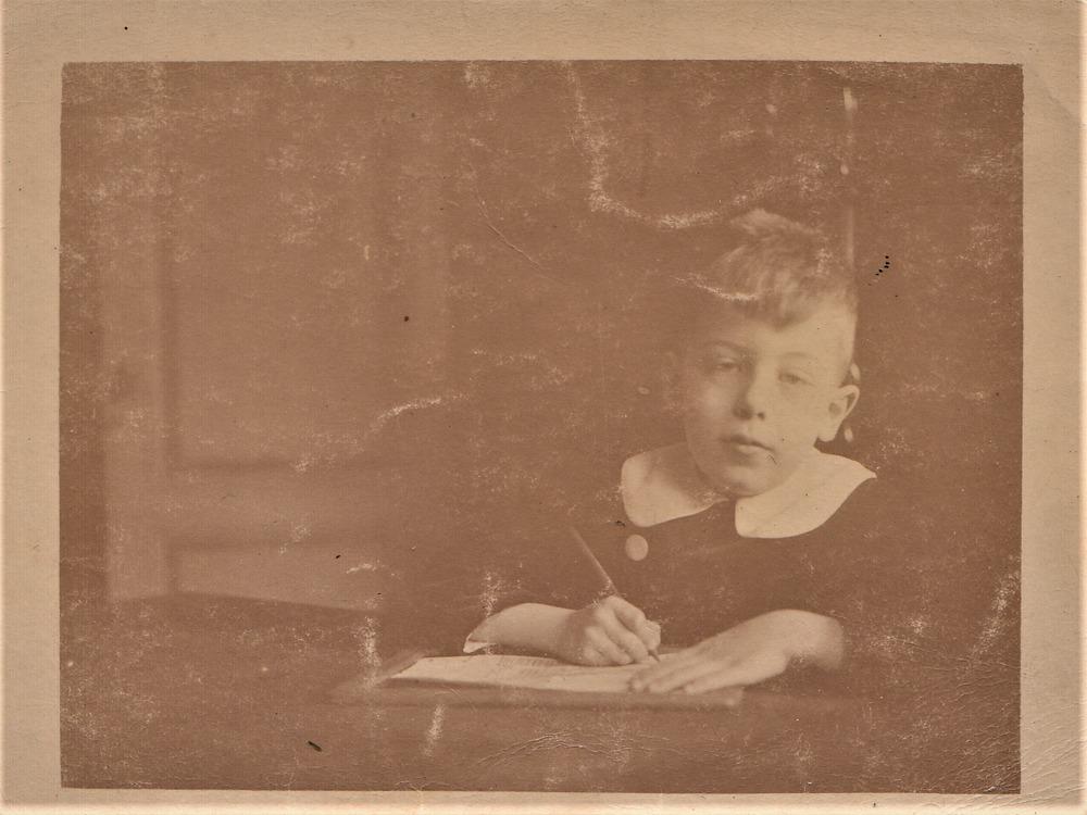 Willem Barnard / archief Barnard