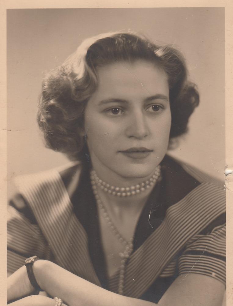 Christiane Buysschaert, moeder Luuk Gruwez
