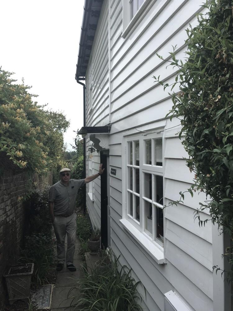 Black Lantern Cottage, in Rye