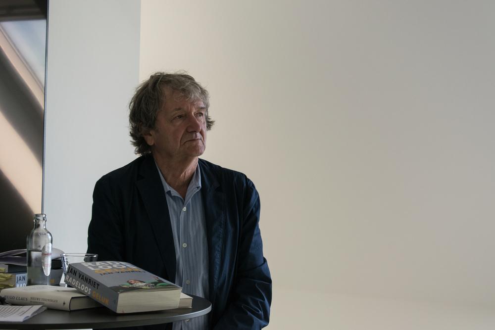 Jan Vanriet in Raveelmuseum