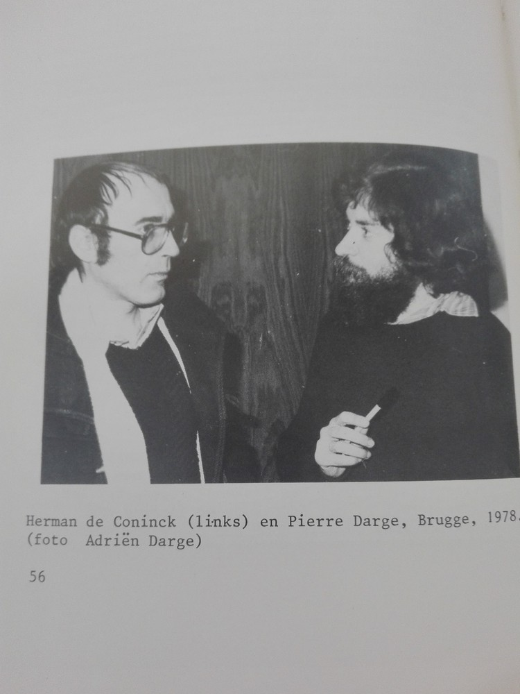 Radar: Herman De Coninck en Pierre Darge