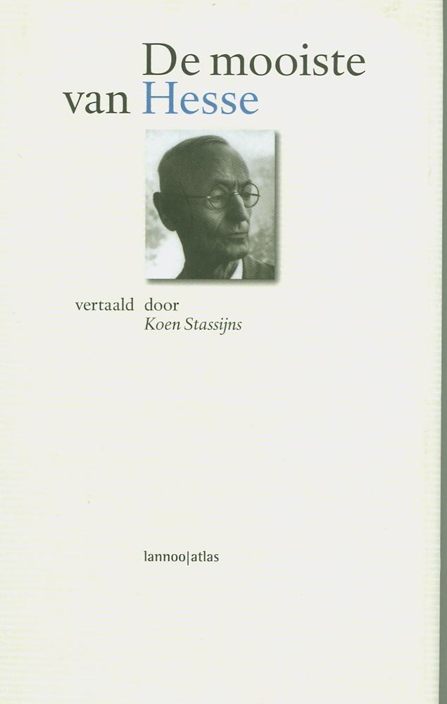 Cover 'De mooiste van Hesse'