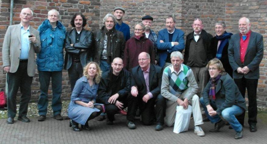 Tableau de la troupe in Bredevoort zaterdag 10 november 2012.jpg