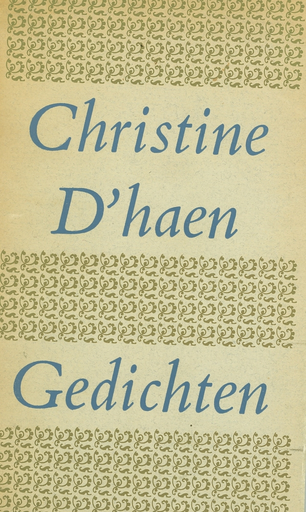 Cover 'Gedichten 1946-1958'