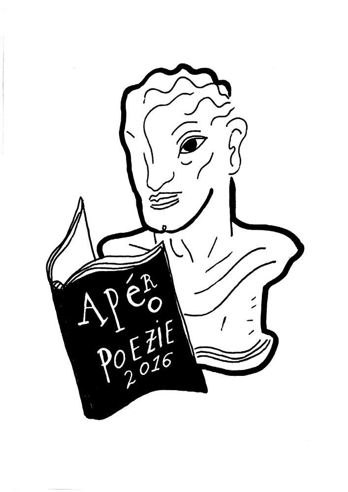 Openingsbeeld Apero Poëzie - Shamisa Debroey