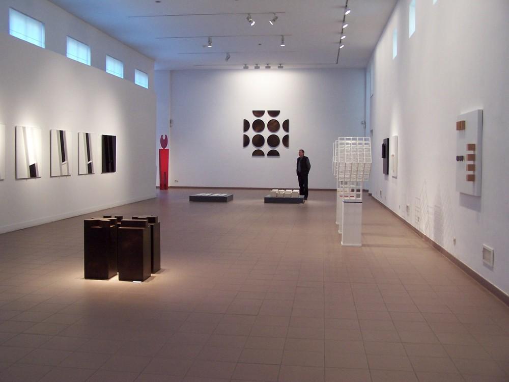 Tentoonstelling beeldend werk Renaat Ramon in Het Elzenveld