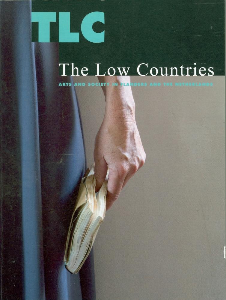 Cover jaarboek The Low Countries