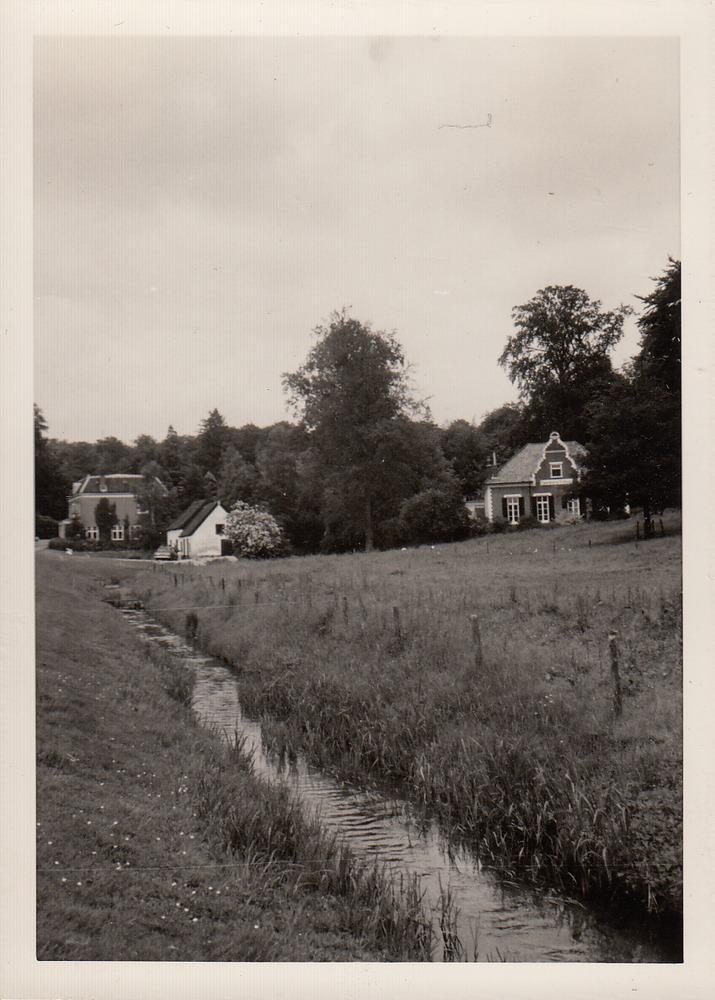 De dorpsschool in Rozendaal