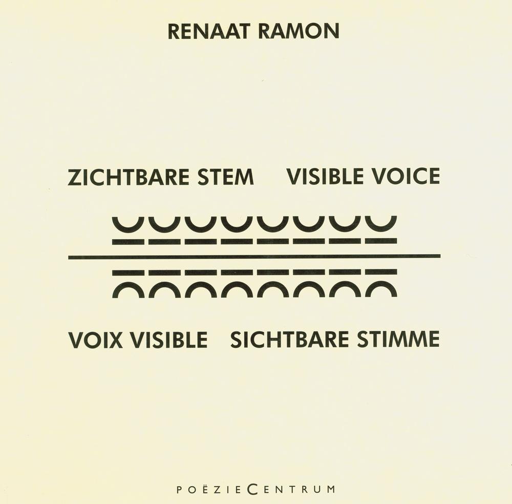 Zichtbare stem - Renaat Ramon