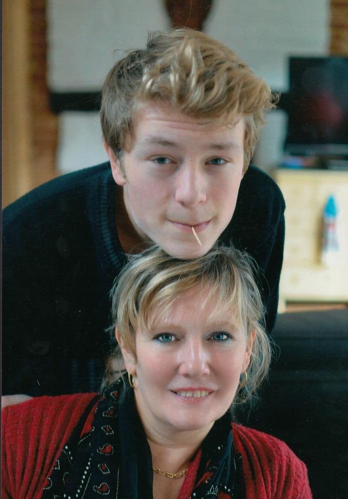Deanne Joy en Christopher