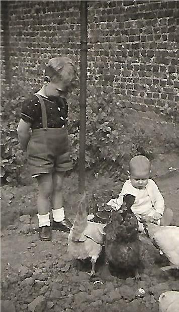 Stefaan van den Bremt en zijn broer Leo