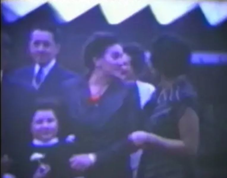Jeugdtaferelen van Luuk Gruwez: verlovingsfeest ouders (deel 2)