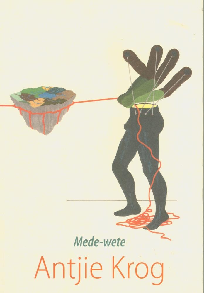 Cover van de bundel Mede-wete van Antjie Krog